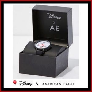 ★🎈Limited Edition Collectible Disney & AEO Exclusive Mickey Mouse Watch UNISEX